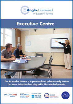Executive Centre Leaflet